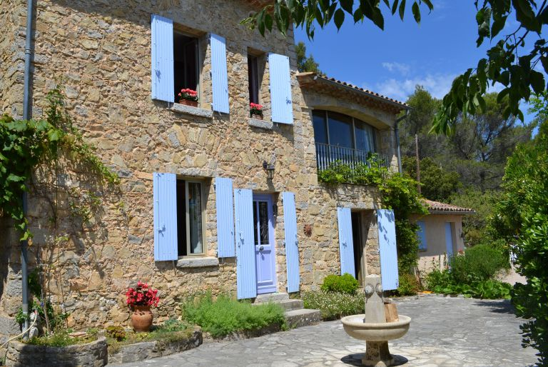 Beautiful stonebuilt Bastide from 1832